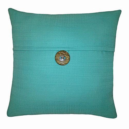 43.18 cm bouton oasis oreiller