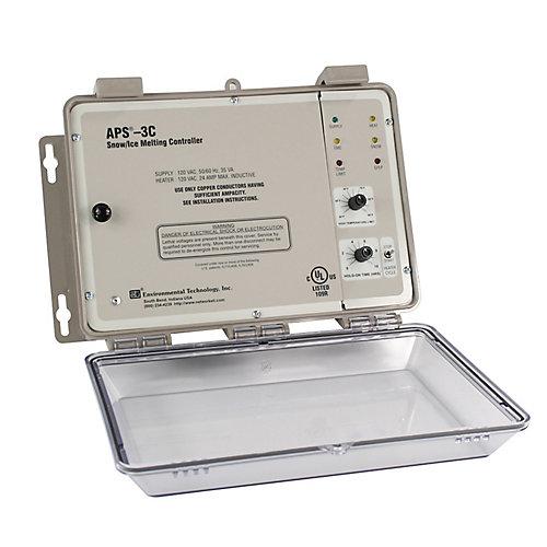 120V Snow Melt Manual Control