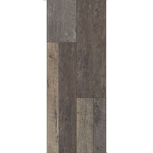 Isocore Multi-Width Sawcut Montana Luxury Vinyl Flooring (19.53 Sq. ft./Case)