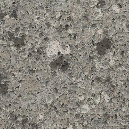 4-inch x 4-inch Quartz Countertop Sample in Alpina White