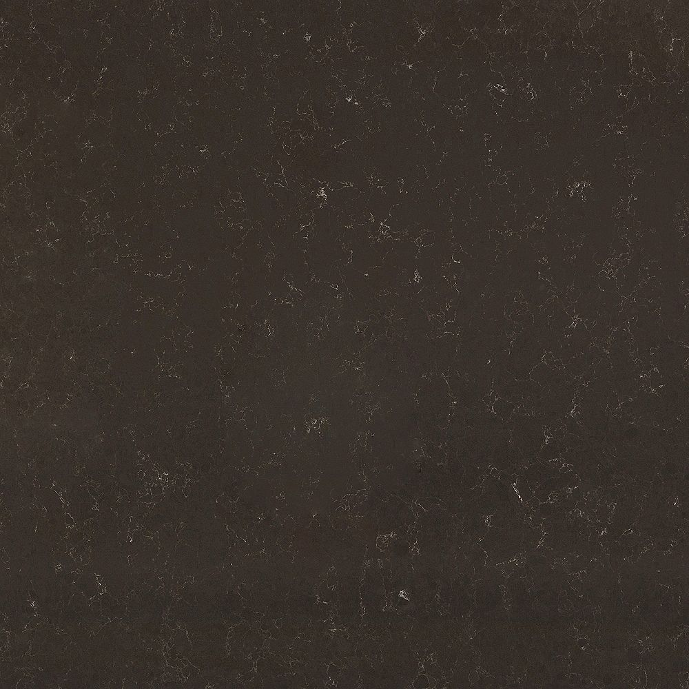 Silestone 4-inch x 4-inch Quartz Countertop Sample in Calypso