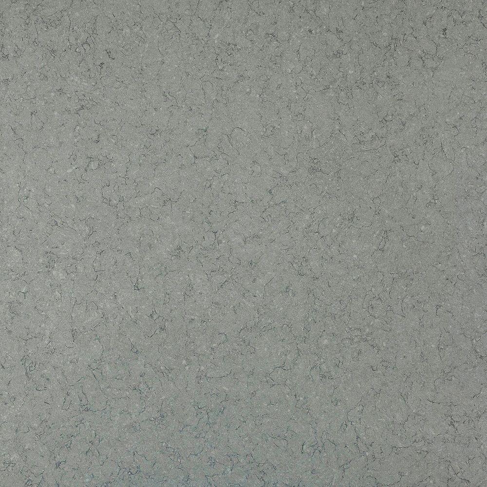 Silestone 4-inch x 4-inch Quartz Countertop Sample in Cygnus