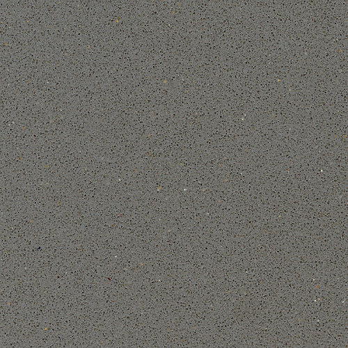 4-inch x 4-inch Quartz Countertop Sample in Grey Expo