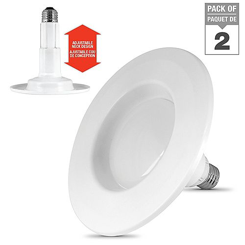 "Feit Electric réglable de 4 ""Dimmable InstaTRIM- ENERGY STAR®"