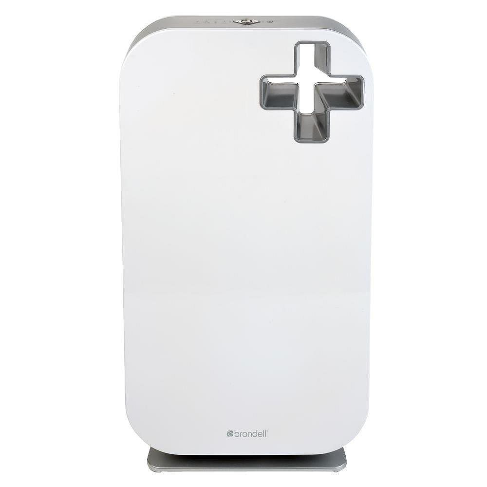 Brondell O2+ Source Air Purifier in White