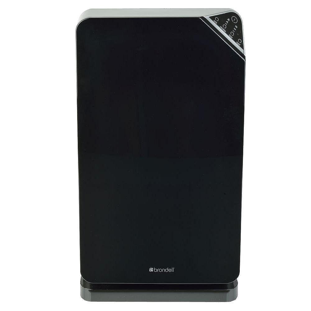 Brondell O2+ Balance Air Purifier in Black