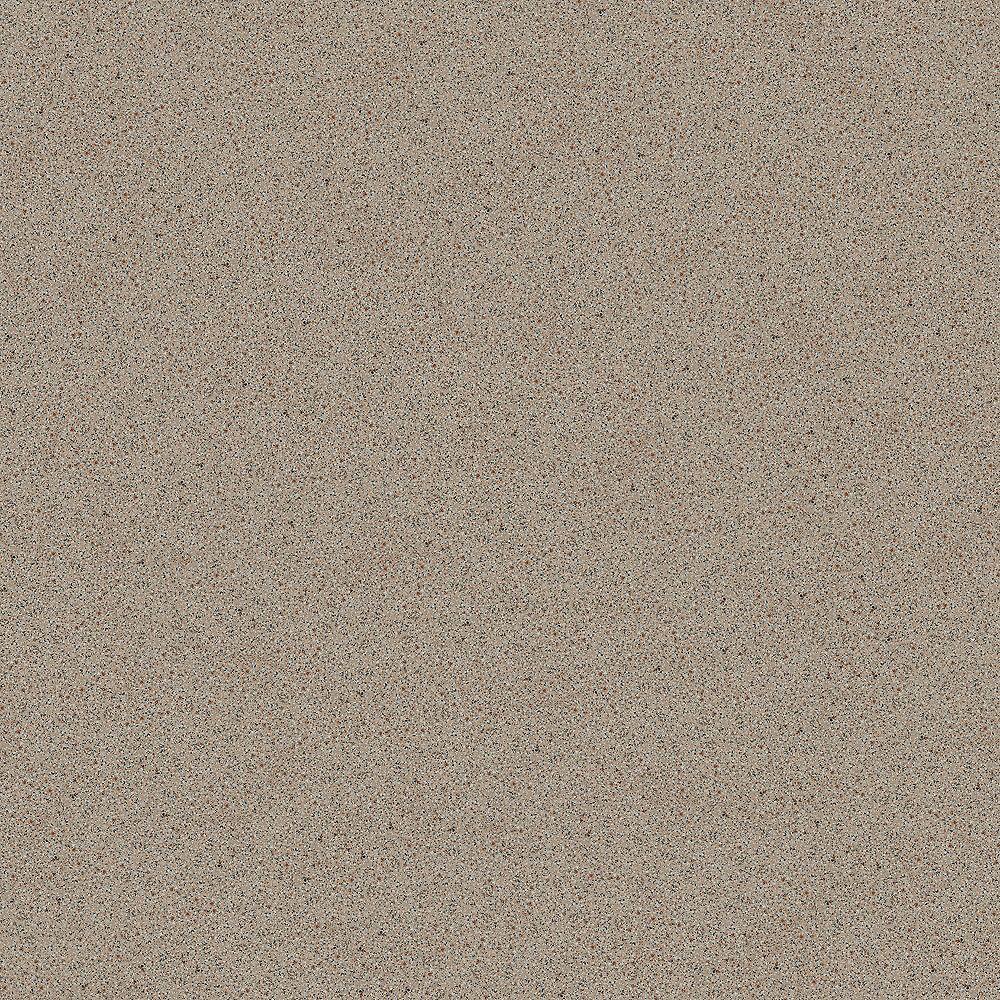 Silestone 4-inch x 4-inch Quartz Countertop Sample in Kalahari