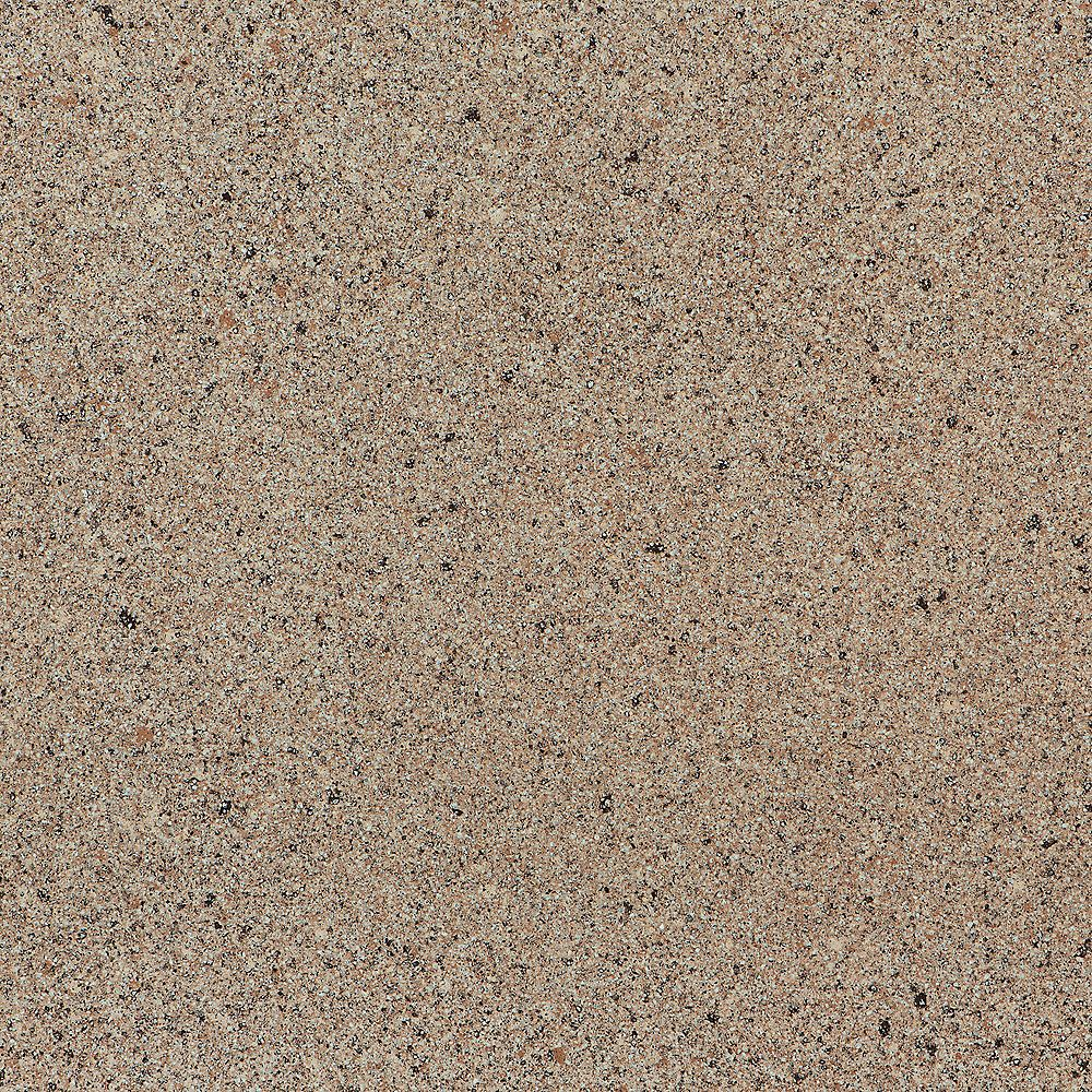 Silestone 4-inch x 4-inch Quartz Countertop Sample in Kona Beige
