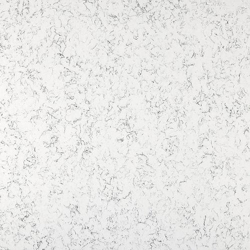4-inch x 4-inch Quartz Countertop Sample in  Lyra