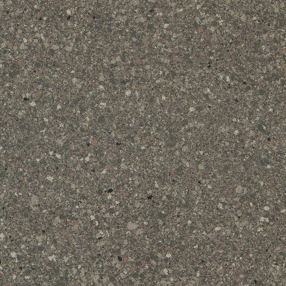 Silestone 4-inch x 4-inch Quartz Countertop Sample in Mountain Mist