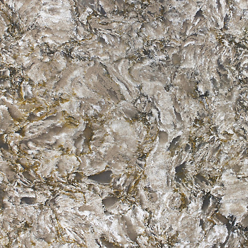 4-inch x 4-inch Quartz Countertop Sample in Pacific