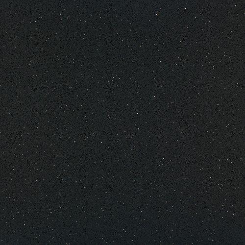 4-inch x 4-inch Quartz Countertop Sample in Stellar Night