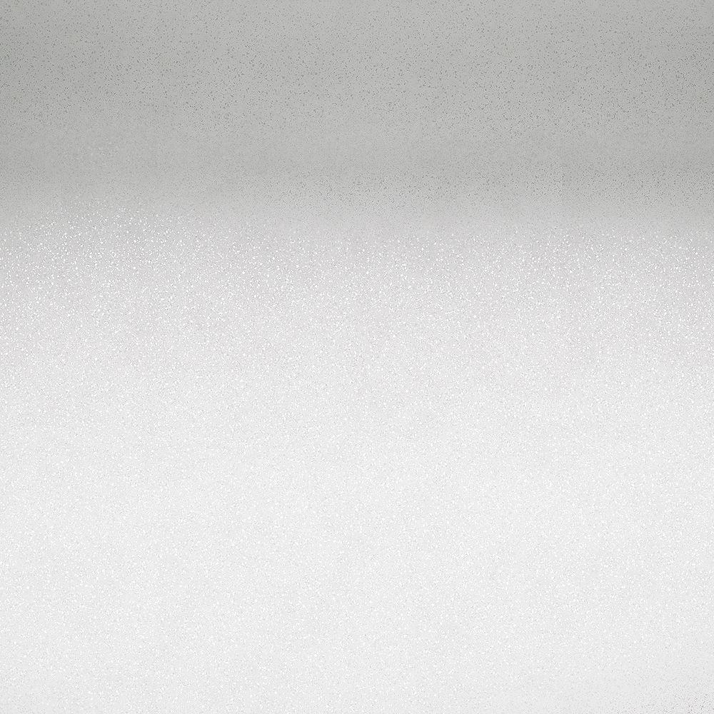 Silestone 4-inch x 4-inch Quartz Countertop Sample in White Platinum
