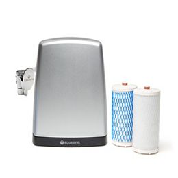 Premium Counter Top Water Filter System in White