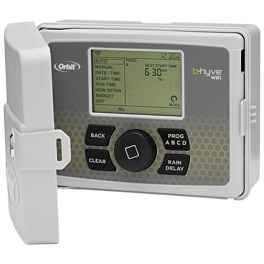 B-hyve B-hyve 6-Station Smart Wifi Sprinkler Timer