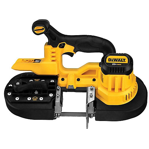 20V MAX Lithium-Ion Cordless Band Saw (Tool-Only)