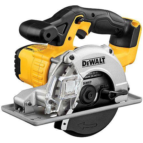 DEWALT 20V MAX Lithium-Ion Cordless 5-1/2-inch Metal Cutting Circular Saw (Tool-Only)