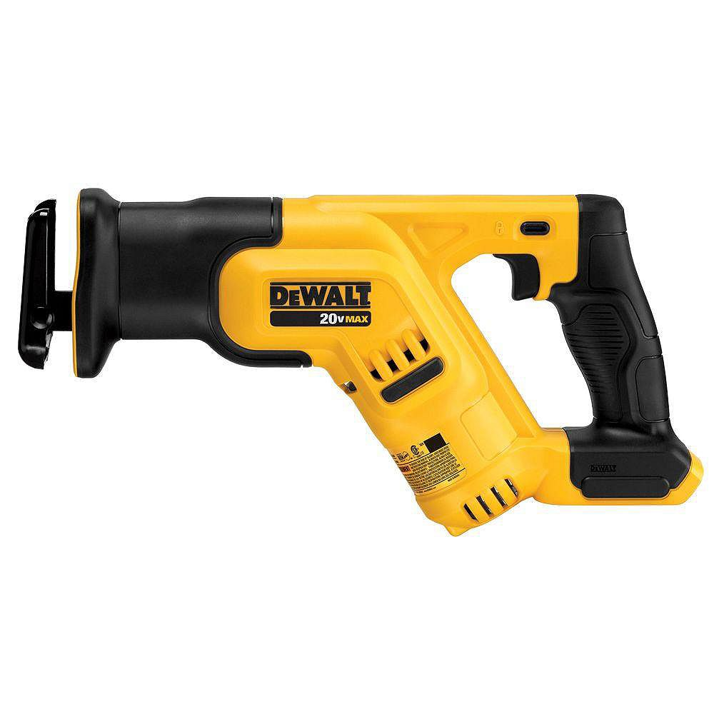 Dewalt DCS387B 20V MAX Lithium-Ion Cordless Compact Reciprocating Saw (Tool-Only)