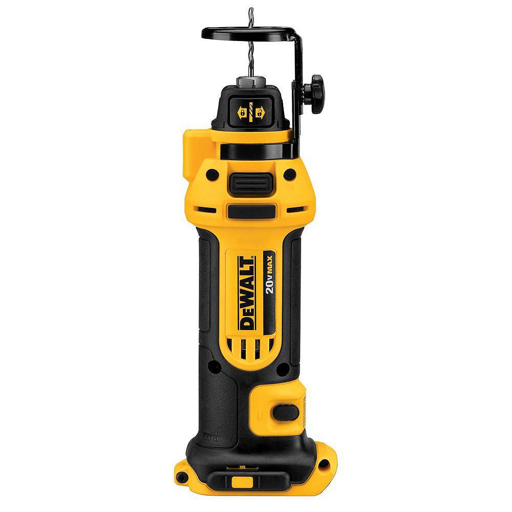 DEWALT 20V MAX Lithium-Ion Cordless Drywall Cut-Out Tool (Tool-Only)
