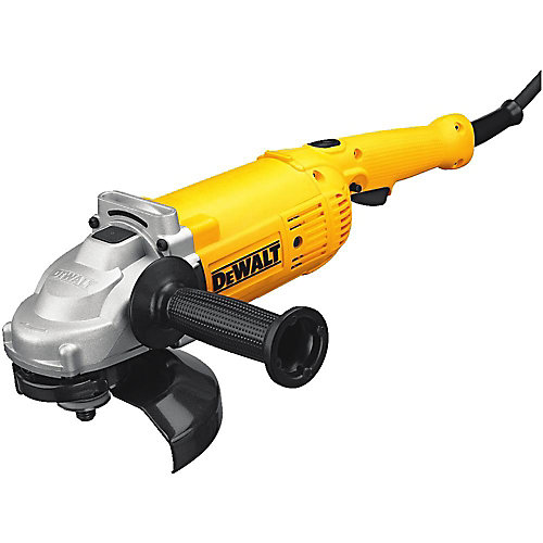 15 amp Corded 7-inch Angle Grinder