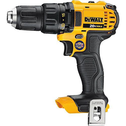 20V MAX Lithium-Ion Cordless Compact Drill/Drill Driver (Tool-Only)