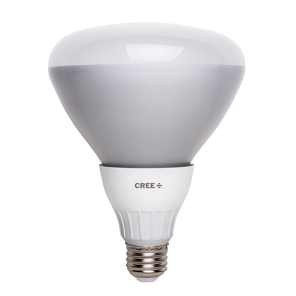 Cree 65W Equivalent Daylight (5000K) BR40 Dimmable LED Flood Light