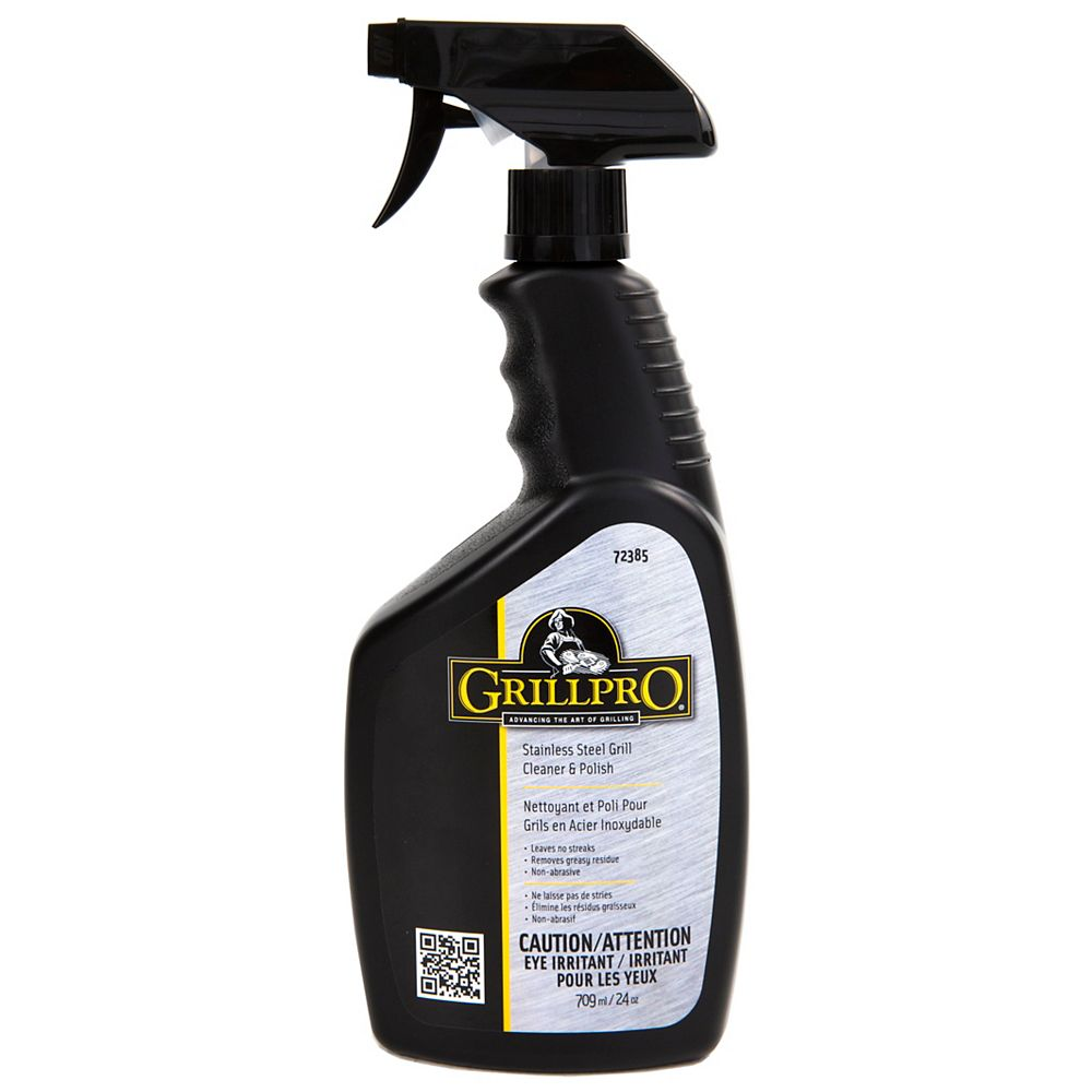 GrillPro Stainless Steel Cleaner