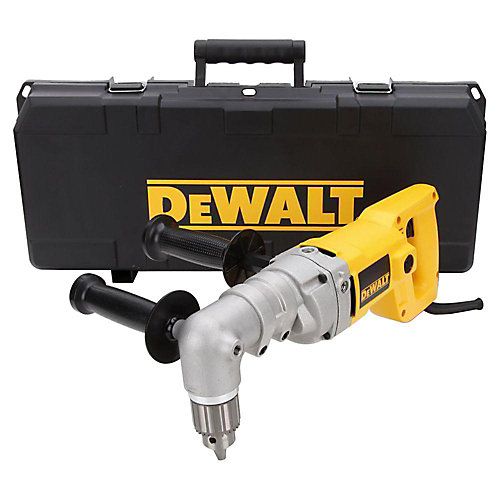 7 Amp 1/2-inch (13 mm) Right Angle Drill Kit