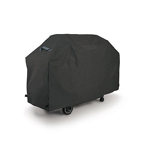 Premium 80-inch PEVA/Poylester BBQ Cover