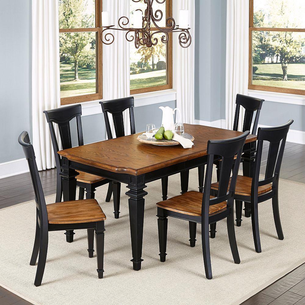Home Styles Americana 7-Piece Dining Set