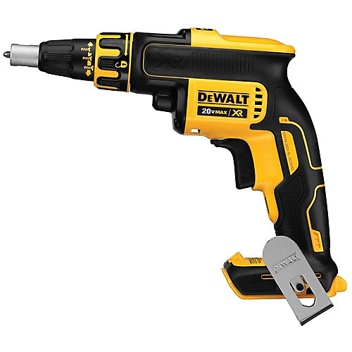 20V MAX XR Li-Ion Brushless Drywall Screw Gun (Bare Tool)