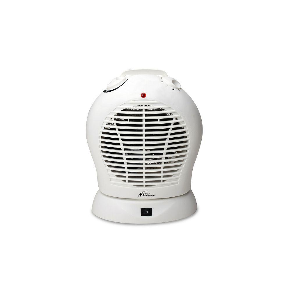 Royal Sovereign Oscillating Fan Heater