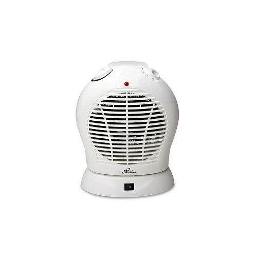 Oscillating Fan Heater