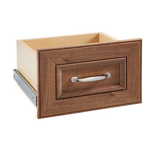 Impressions 16 -inch Walnut Narrow Drawer Kit
