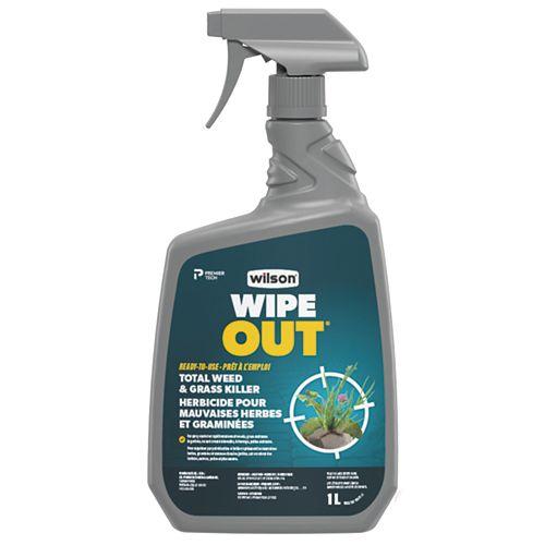 Wilson<sup>®</sup> Total WipeOut<sup>®</sup> Ultra Prêt à l'emploi
