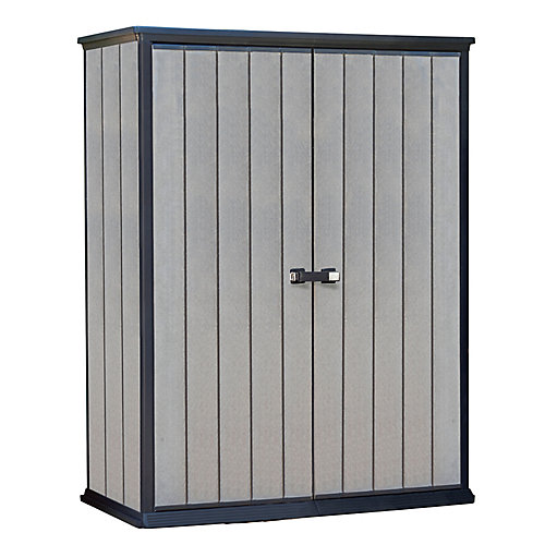 High Store Vertical Storage Shed 50cu.ft