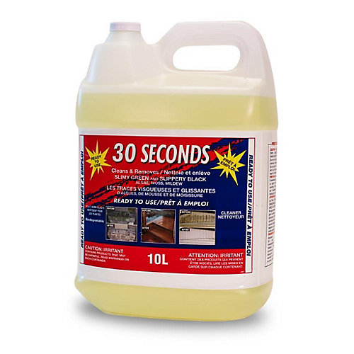 10L Outdoor Cleaner