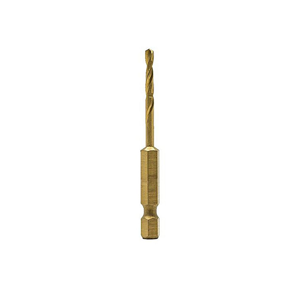 DEWALT 5/32-Inch Impact Ready Drill Bit