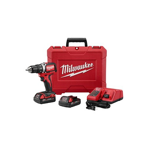 M18 1/2-inch Compact Brushless Drill/Driver