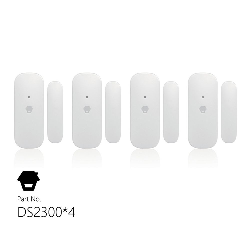 Smanos Door & Window Sensor (4-Pack)