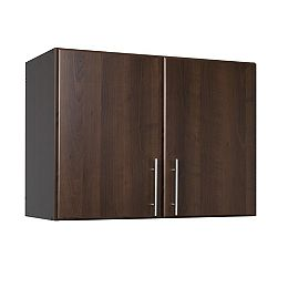 Elite 32 Stackable Wall Cabinet in Espresso