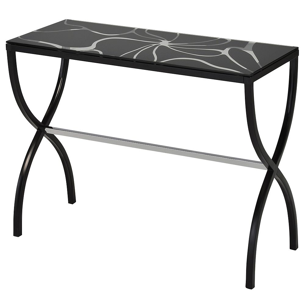 !nspire Olivia-Console Table-Black