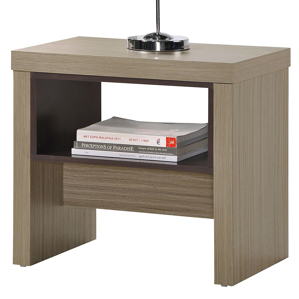 WHI Polo-Accent Table-Driftwood