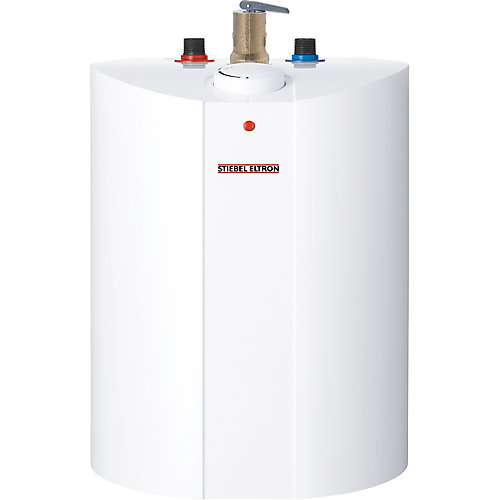 4 Chauffe-eau électrique à mini réservoir