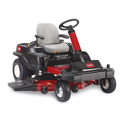 TimeCutter SWX5050 50-inch Fab 24.5 HP  V-Twin Zero-Turn Riding Mower with Smart Park