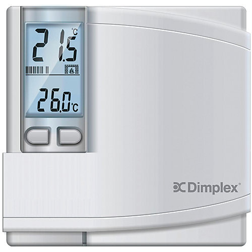 Line Voltage Non-programmable Thermostat