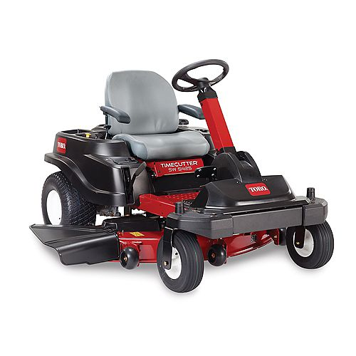 TimeCutter SW5425 54-inch 24.5 HP  V-Twin Zero-Turn Riding Mower with Smart Park