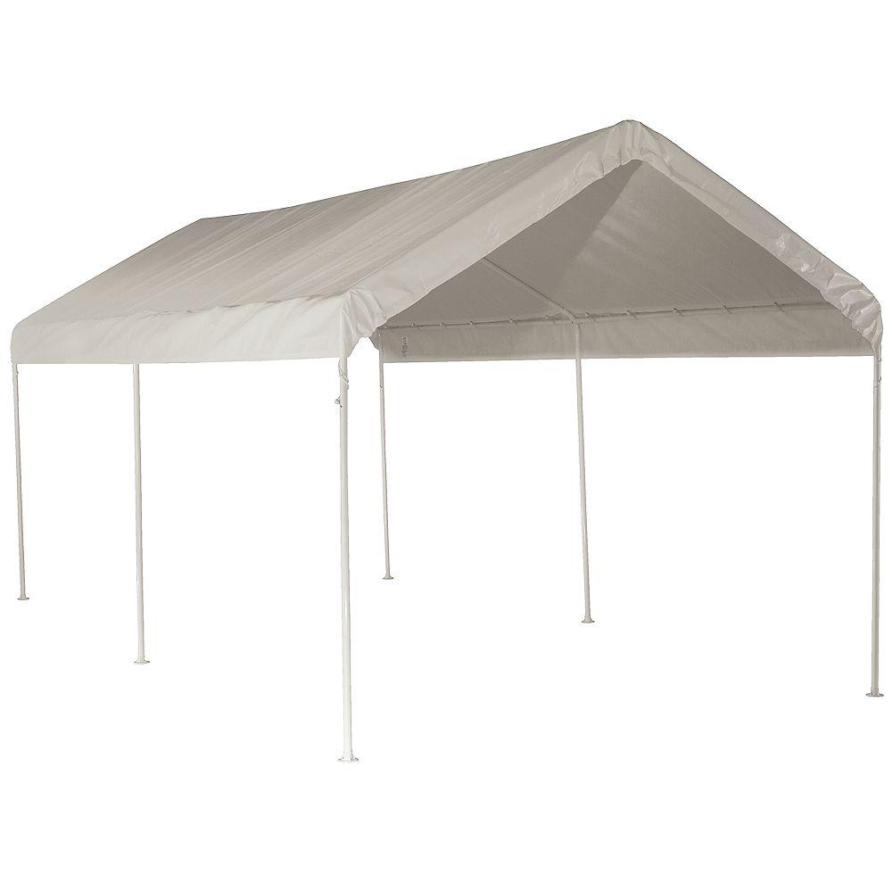 ShelterLogic ENSEMBLE TENTE TROIS-EN-UN 3 x 6 m MAX AP