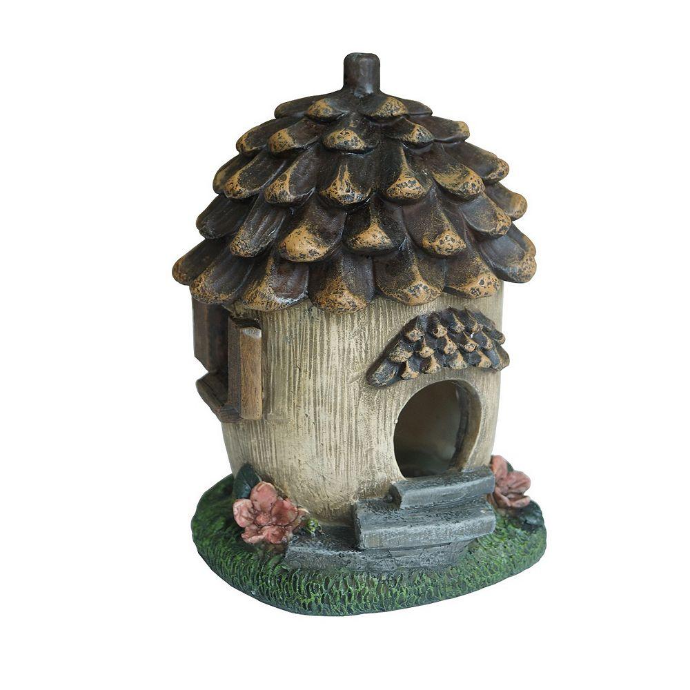 Angelo Décor 9-inch Acorn Bird House
