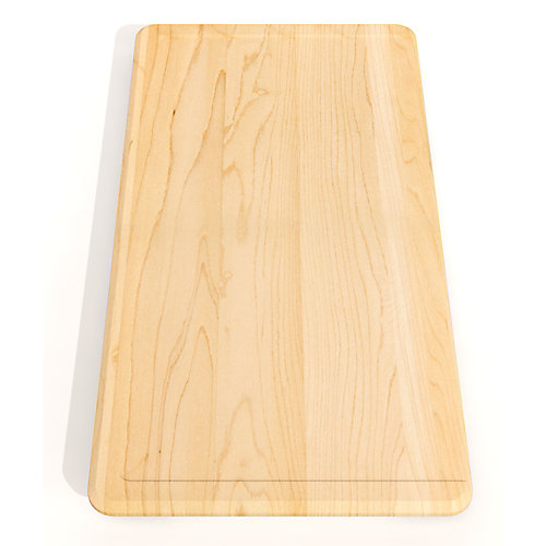 "Maple Cutting Board - 18"" X 9"" X 1"""